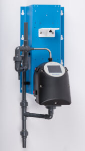 ACP/OilGuard with wall mounting set and level control